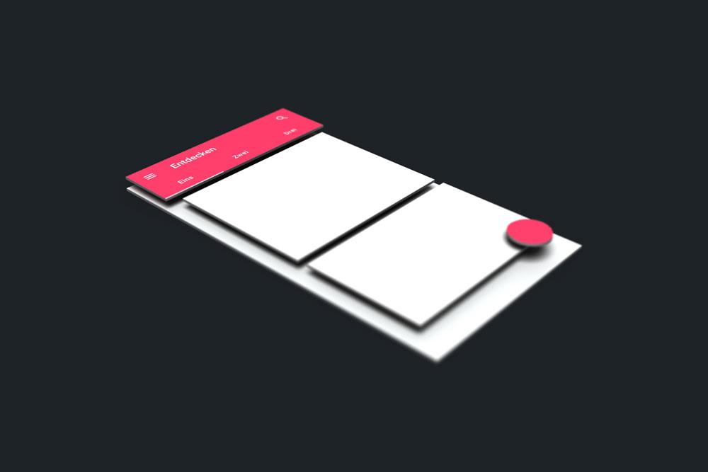App erstellen