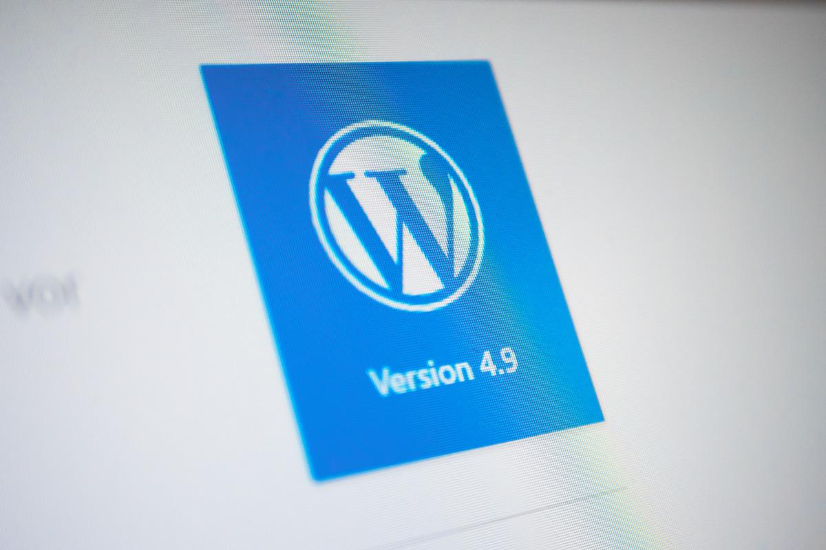 WordPress 4.9
