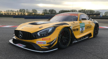 Mercedes-AMG GT3 von Schütz Motorsport.